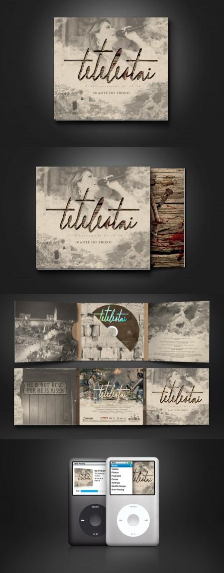 CD Tetelestai - Diante do Trono